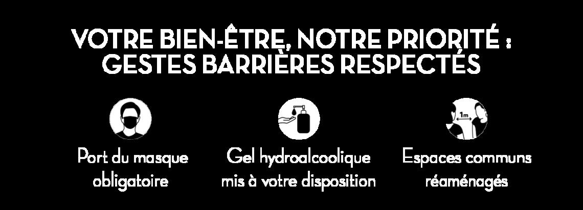 Gestes Barrières
