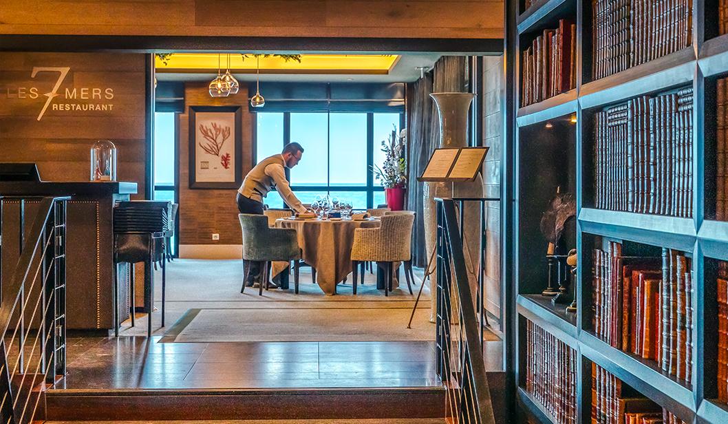 Restaurant Les 7 Mers - Hôtel Le Nouveau Monde