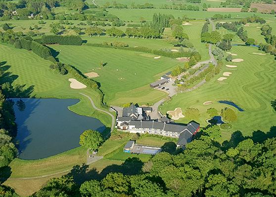Saint-Malo Golf Resort***