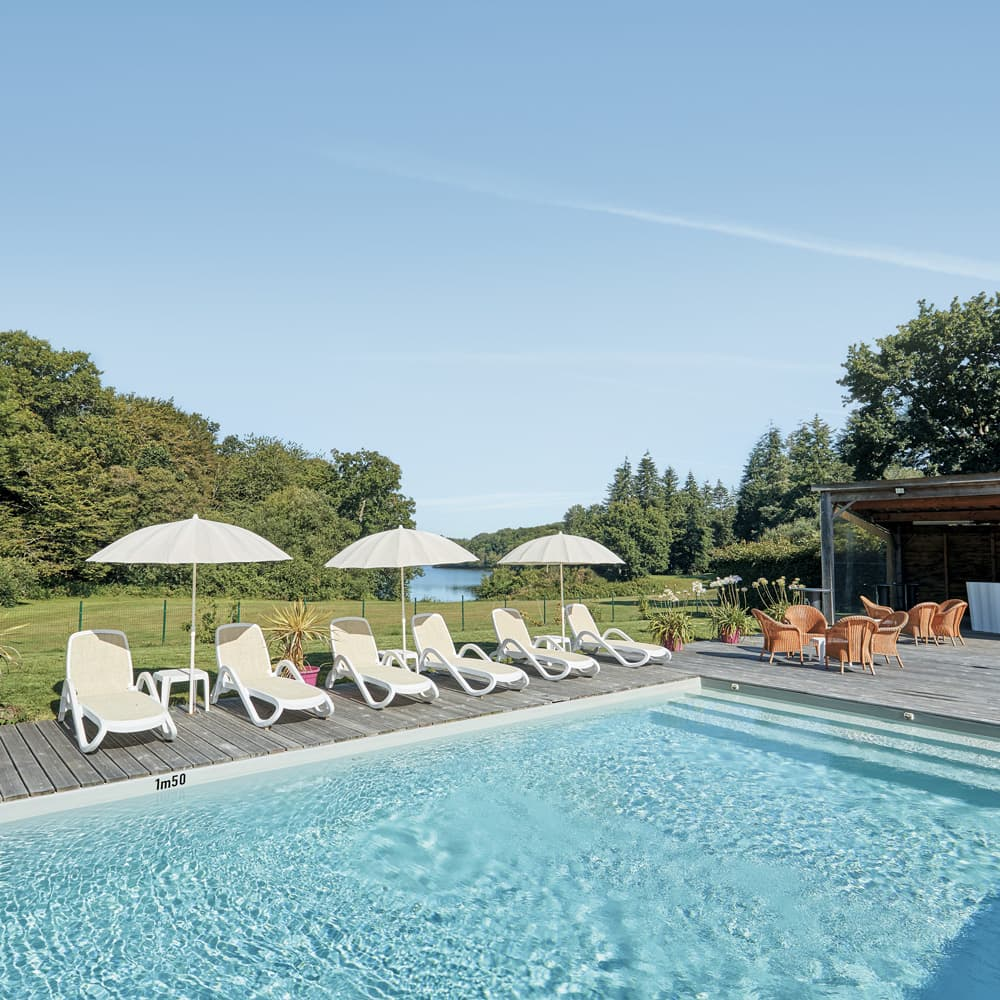Piscine Saint Malo Golf Resort