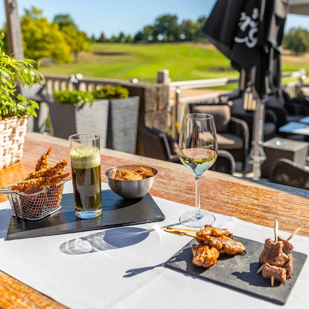restaurant Saint Malo Golf Resort