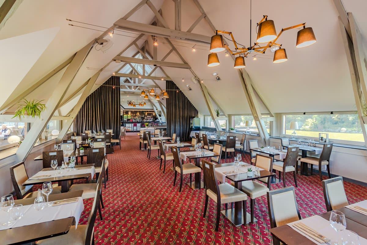 Salle de restaurant du Saint Malo Golf Resort