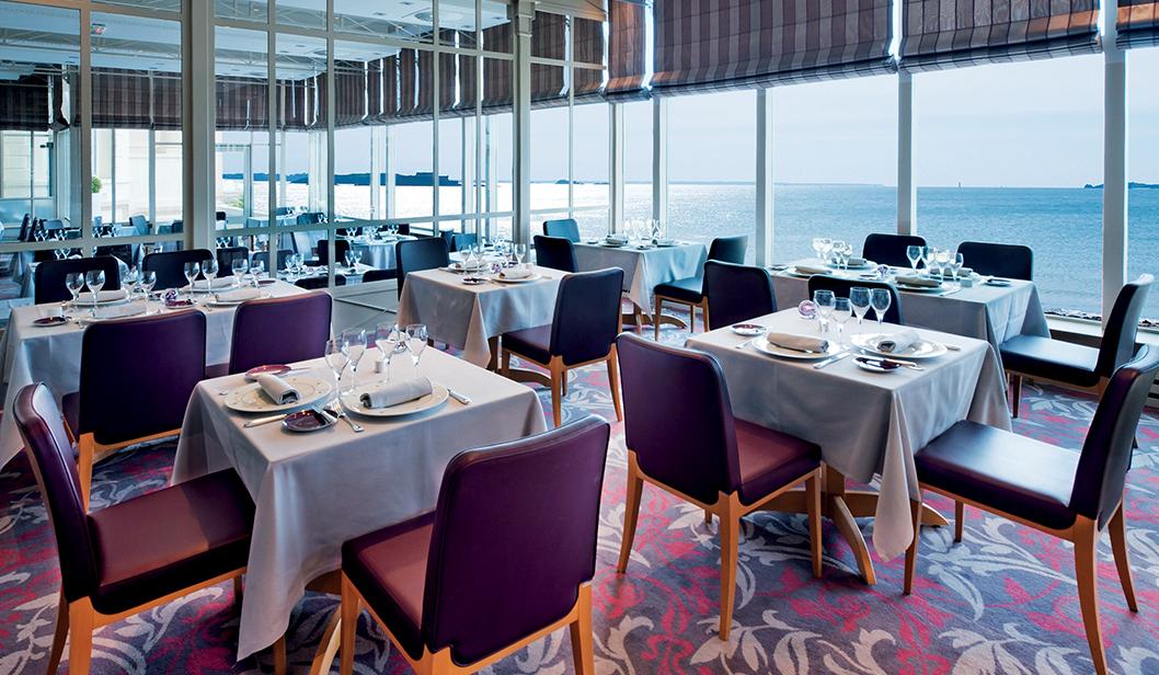Restaurant vu mer Le Cap Horn - Saint-Malo