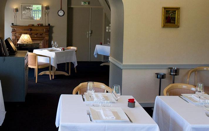 restaurant pour réunion : Golf du tronchet
