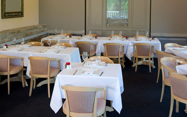 salle de restaurant de l'Hôtel Golf pour vos séminaires